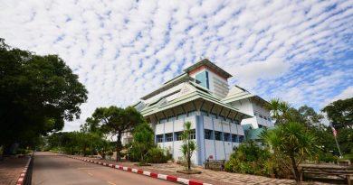 รายชื่อบัณฑิตที่จะเข้ารับพระราชทานปริญญาบัตร ในวันที่ 17 ตุลาคม 2563 ณ มหาวิทยาลัยราชภัฏสกลนคร